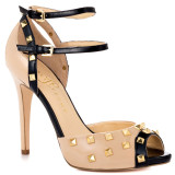 The luxurious and exclusive Ayla Multi Patent heels by Ivanka Tramp