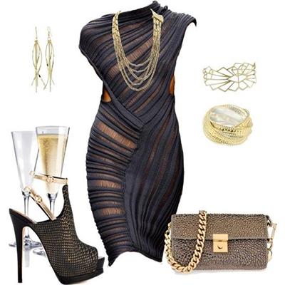 Wexlerr - Black Snake by Steve Madden. Glamorous heels for glamorous nights!
